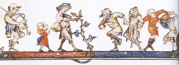Farandole danse paysanne